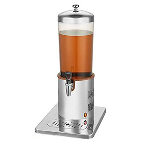 Distributore di bevande per bevande fredde - con refrigeratore elettrico per macchina del succo del rubinetto, distributore di acqua per distributore di succo self-service, adatto per buffet party
