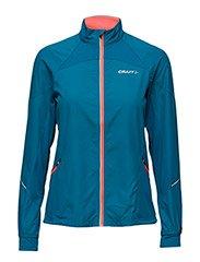 Craft Performance Run Light Jacket W, Damen, blau, Large