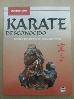 Karate Desconocido por Enzo Montanari