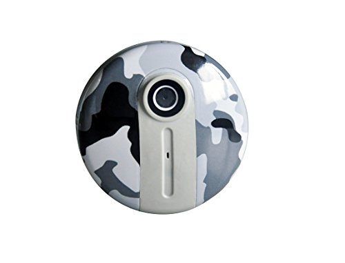 WearCam Mini HD Wearable Video Camera. Micro digital camcorder and action camera for recording life's events hands free.