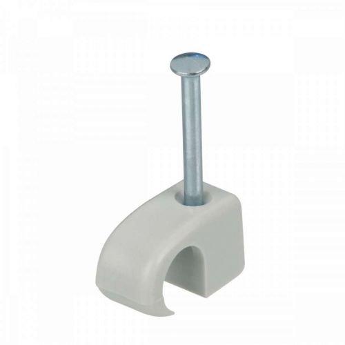 ViD Nagelschellen 7-11 mm grau 200 Stück im Polybeutel