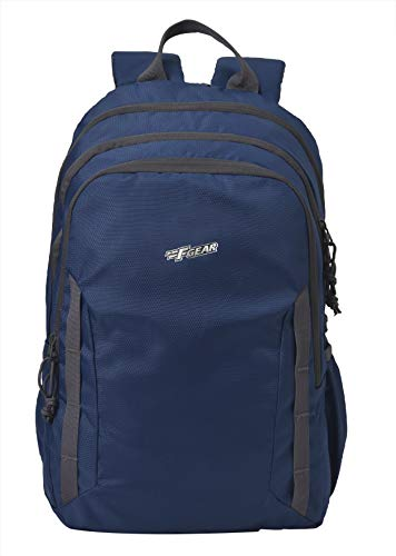F Gear Raider 30 Ltrs Federal Blue Casual Backpack (2833)