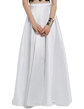 WDH Dress - Falda - trapecio - para mujer