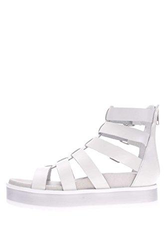 Cult Damen Sandelholz cle102478Range Sandal 1050 Bianco