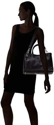 BREE Avignon 4, Borsa shopper donna Nero (Black 900)