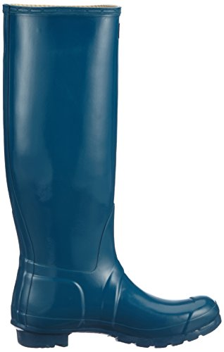Hunter Original Tall, Bottes femme Feather blue
