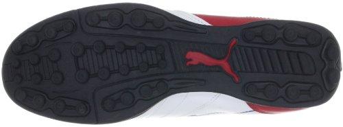 Puma Pwrc 412 Football, Chaussures de sport mixte adulte Blanc (4)