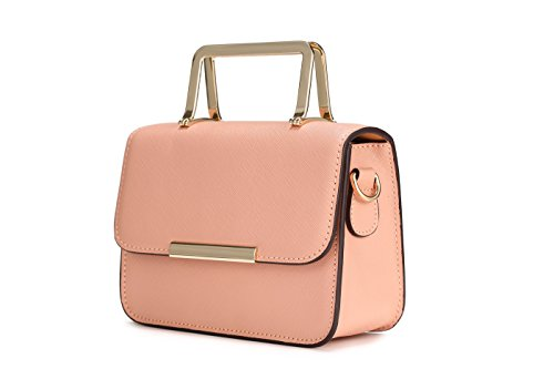 Sak&Co.  Valentine, Borsa Messenger  Ragazza Donna rosa pink grace s pink grace