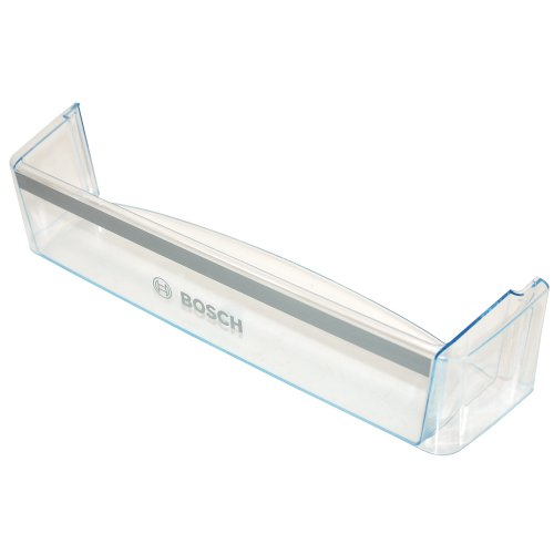Bosch 53-BS-90 Fridge Freezer Lower Bottle Shelf 100 x 490 x 120mm