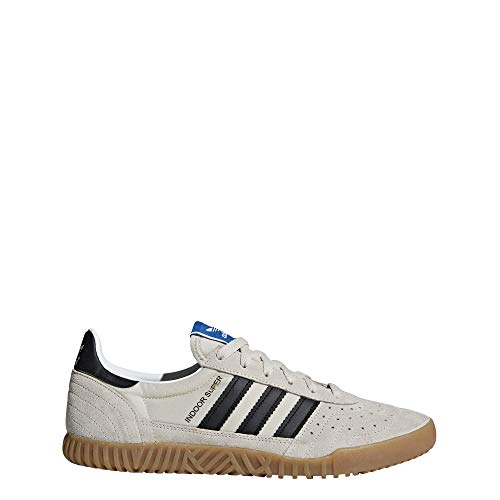 adidas Indoor Super, Scarpe da Fitness Uomo, Multicolore (Marcla/Negbás/Gum4 000), 39 1/3 EU
