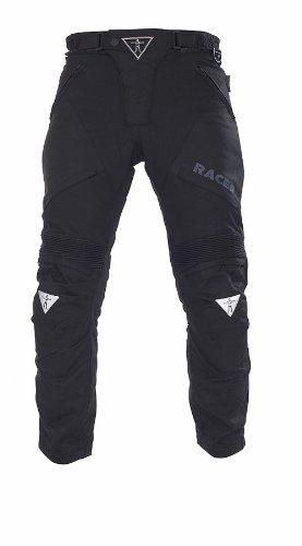 *Racer Adventure Plus Textilhose, Schwarz, Größe 3XL*