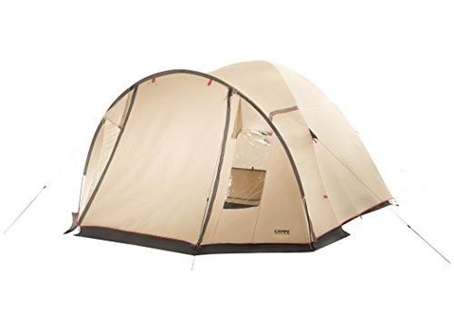 CAMPZ Lakeland 4P Zelt beige 2019 Camping-Zelt -