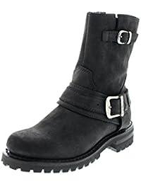 HARLEY DAVIDSON Chaussures Femmes - Bootes SCARLET - black