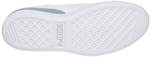 Puma Damen Vikky Sneaker Grün (aquifero-puma Bianco)
