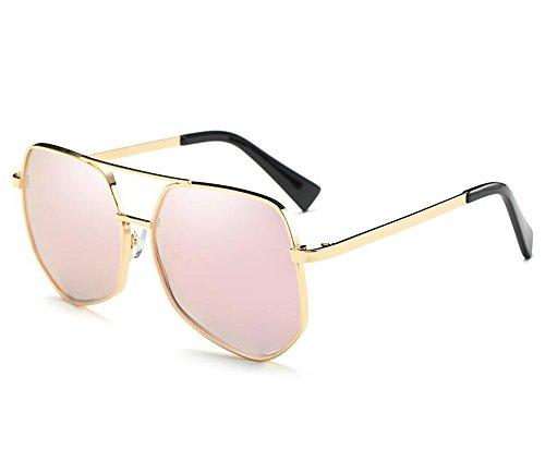 Occhiali da sole da sole, da uomo e da donna, con protezione solare, occhiali da sole da autista, una varietà di colori (colore : e)