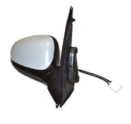 MASION Rearview Door Mirror Cover Cap Ring For BMW E53 X5  2000-2006 Left Side