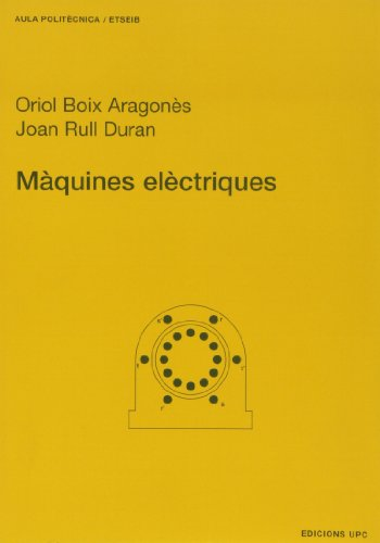 Màquines elèctriques (Aula Politècnica) por Oriol Boix Aragonès