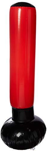 InnovaGoods IG116264 Boxsack, aufblasbar, Unisex, Erwachsene, Rot, Einheitsgröße