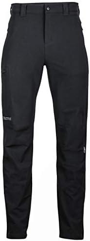 Marmot Scree, Pantaloni da Trekking Softshell Uomo, Nero, 34 34 34 | il prezzo delle concessioni  | Non così costoso  97c3eb