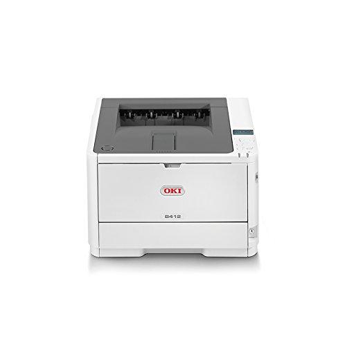 OKI B412dn A4-Schwarzweißdrucker (Duplex, Netzwerk)