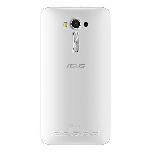 "Asus ZenFone 2 Laser 5.5"" Smartphone, 16 GB, Dual SIM, Bianco [Italia]"