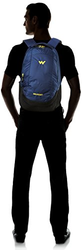 Wildcraft Turnaround Polyester 27 Ltrs Blue Laptop Bag (8903340000000) Image 5