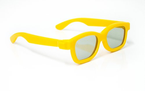 3D Brille für Kinder Universale passive 3D-Kinderbrille für Cinema 3D LG, Easy 3D Philips,...