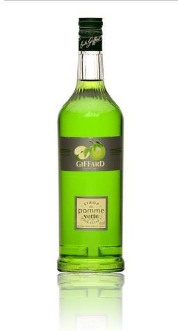 l (Pomme Verte, Green Apple) Sirup 1 Liter ()