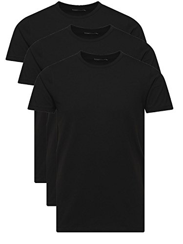 Jack & Jones FREIZEIT SPORT CLUB T-SHIRT schwarz