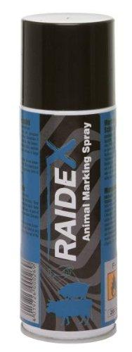 Viehzeichenspray rezept.raidex/bleu 200 ml