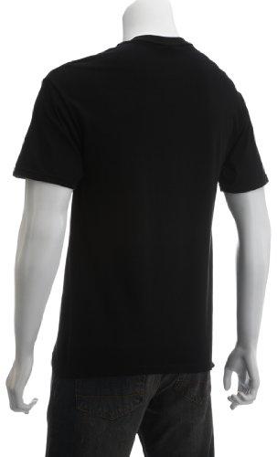 Loud Distribution Herren T-Shirt Schwarz - Schwarz