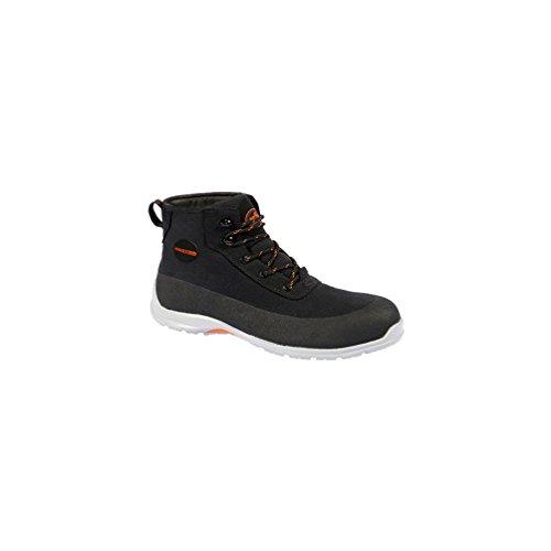 Industrial Starter - Chaussure de sécurité haute RUGBY S3 SRC - 41270 - Industrial Starter Noir
