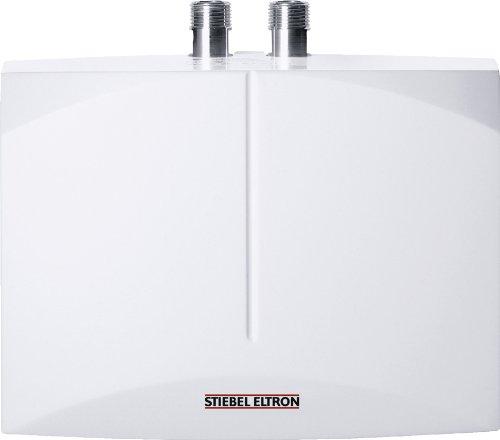 STIEBEL ELTRON DHM 3, hydraulischer Mini-Durchlauferhitzer, 3,5 kW, steckerfertig, drucklos und druckfest für Handwaschbecken, 220813