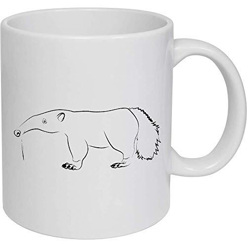 320ml 'Ameisenbär' Kaffeetasse / Becher (MG00002047)