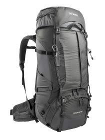 Tatonka Yukon 60+10 - Trekkingrucksack mit Frontzugriff - für Herren und Damen - 70 Liter - titan grey