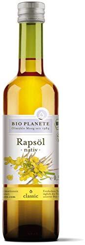 Bio Planete Bio Bio Rapsöl (2 x 500 ml)