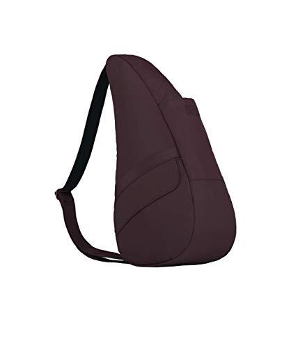 AmeriBag Gesunde Rückseite Tasche Mikrofaser Kleine, Coffee Bean - Mikrofaser-schulter-handtasche