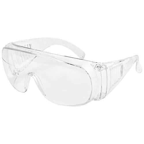 Occhiali di sicurezza anti-UV, occhiali anti-appannamento anti-appannamento, occhiali con lenti antigraffio, dispositivi di protezione individuale per l'edilizia, fai-da-te, progetti
