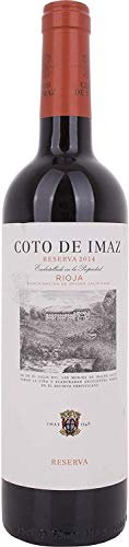 Coto Imaz Vino Rioja - Pack De 6 Botellas X 750 Ml - Total: 4500 Ml