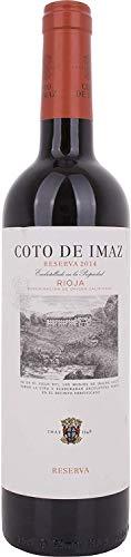 Coto Imaz Vino Rioja - Pack De 6 Botellas X 750 Ml - Total: 4500 Ml