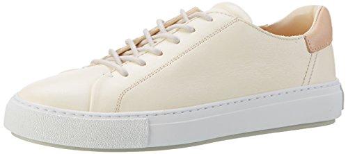 Marc O'Polo 70114053502102 Sneaker, Sneakers basses femme Blanc (blanc cassé)