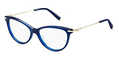 max-mara-mm-1250-cat-eye-acetato-donna-blue-pale-goldnon-53-15-140