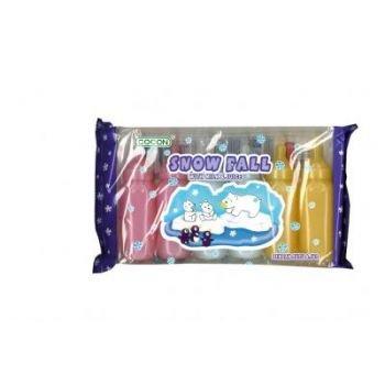 Preisvergleich Produktbild Snow Fall exotisches Milchfruchteis - in 6 Kunstofffläschchen