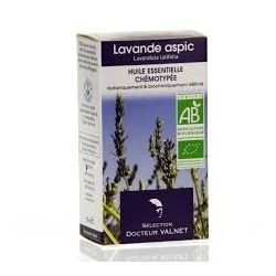 Docteur Valnet Huile Essentielle Lavande Aspic 10 ml