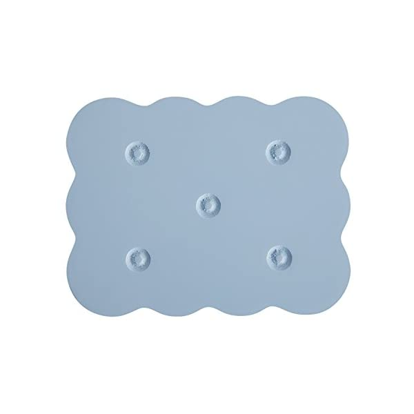 Lorena Canals Knob Galleta (Blue, Pack of 6) Lorena Canals Hanger Pack Eco-friendly 1