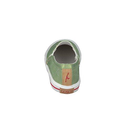 GOSCH SHOES SYLT Damen Schuhe Gr.37 Slipper 7114-401 in 3 Farben Grün