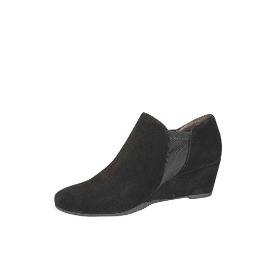Stonefly 109012 Boots à Talons Femmes Noir