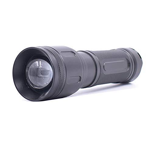 Starkes Licht P50 Taschenlampe USB Aufladung Zoom Outdoor LED High Power Taschenlampe Camping Suchscheinwerfer im Freien