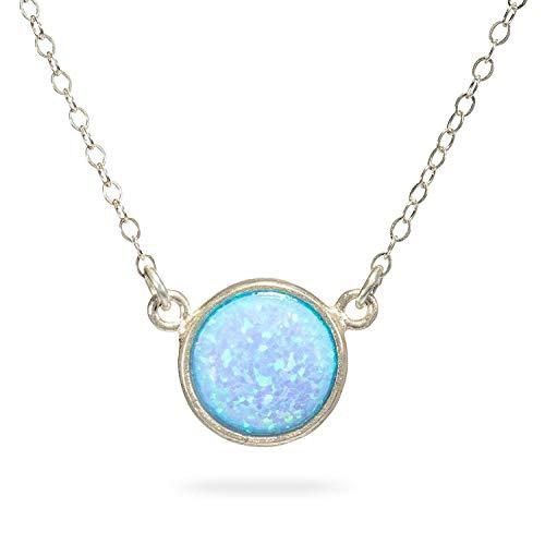 Blauer Opal...