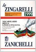 Lo Zingarelli 1999. Vocabolario della lingua italiana